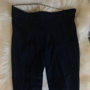 J Crew Navy pants